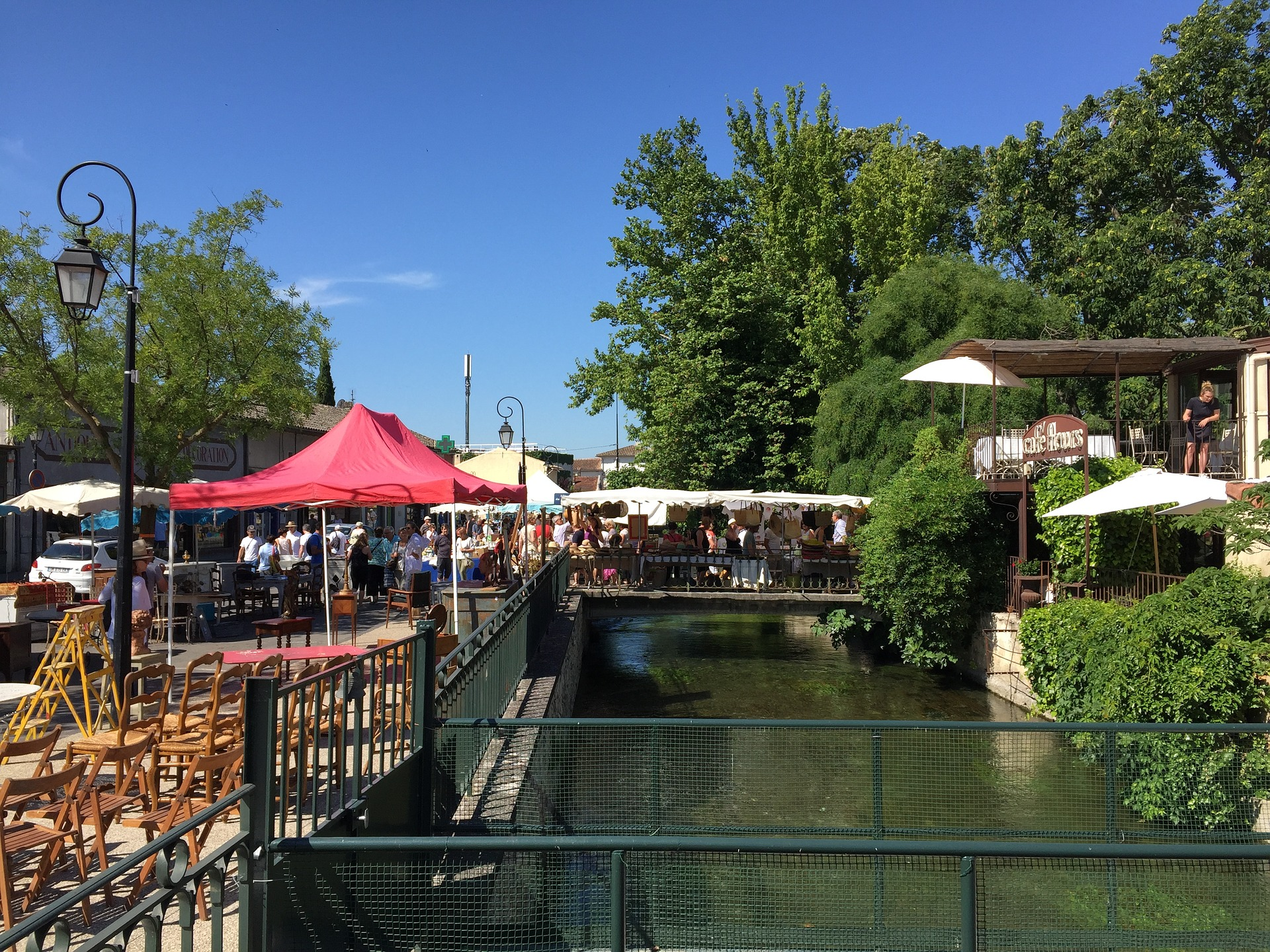 Marchés & Village de Provence